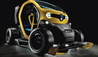 Renault Twizy F1 concept front