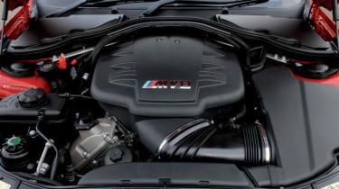 BMW M3 Convertible engine
