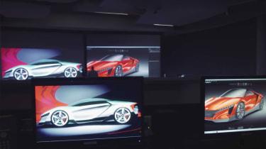 Honda Sports Vision Gran Turismo – design