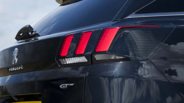 Peugeot 3008 GT taillight