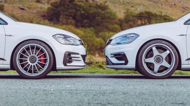 m52 tuning Golf R and GTI