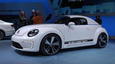 Detroit motor show: Volkswagen E-Bugster