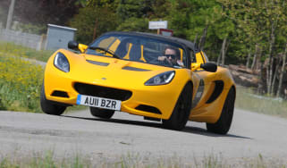 Lotus Elise Club Racer review