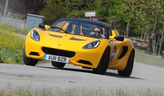 Lotus Elise Club Racer review