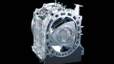 Mazda stops production of the Rotary engine
