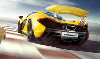 2013 Geneva motor show: A-Z McLaren P1