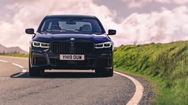 BMW 7-series 2019 nose