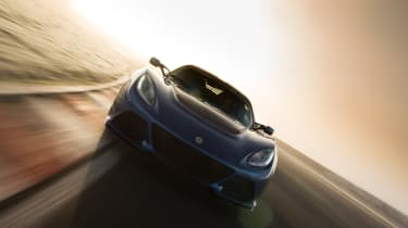 Lotus Exige 70th Edition – front