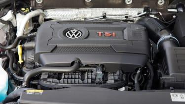 Golf GTI Clubsport S engine