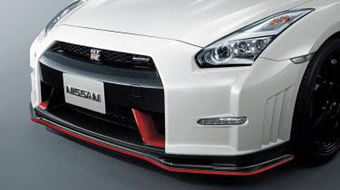 Nissan GT-R Nismo front bumper