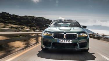 BMW M5 CS - nose