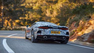 McLaren Grand Tourer teasers