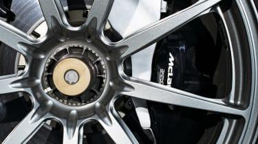 McLaren P1 GTR - wheel