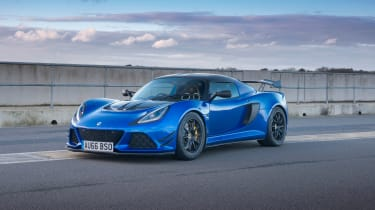 Lotus finally back in the black - Exige 380