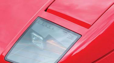 Ferrari F40 - Headlight