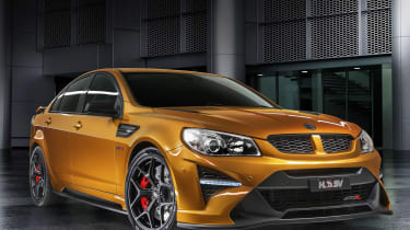 HSV GTS-R W1 - front