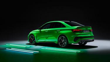 2021 Audi RS3 Saloon –rear quarter