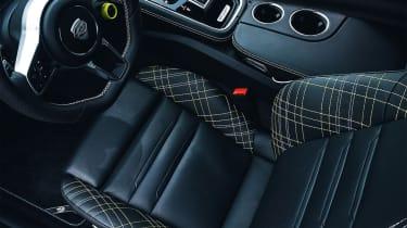 TechArt Porsche Panamera Turbo S E-Hybrid interior