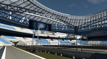 Gran Turismo 6 arena