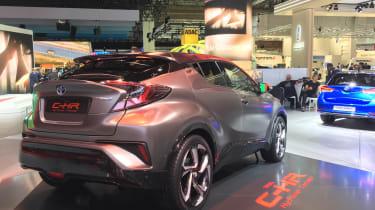 Toyota CH-R Hy-Power rear
