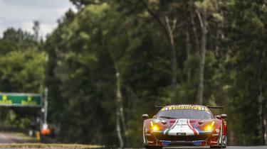 Le Mans 2017 Ferrari 488