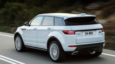 Range Rover Evoque - 2017 rear