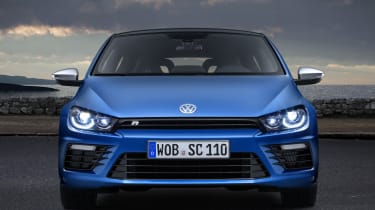 VW Scirocco R 2014