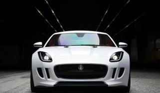 LA motor show 2013: Jaguar F-type Coupe