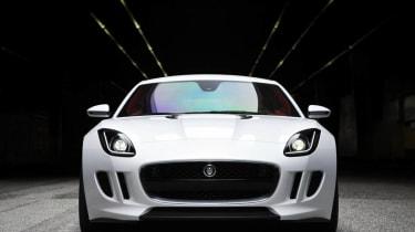 LA motor show 2013: Jaguar F-type Coupe