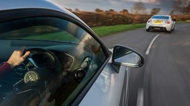 Group shot - Audi TT interior