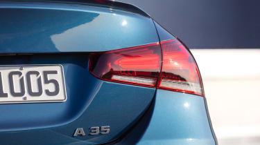 Mercedes-AMG A35 saloon - rear