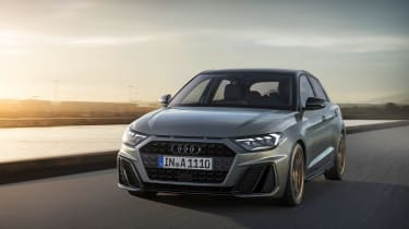Audi A1 2018 revealed - front