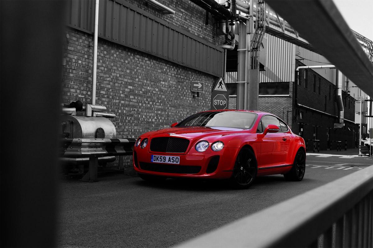 Bentley Continental Supersports Evo