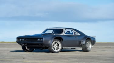 Fast & Furious – jet-powered Ice Dodge Charger