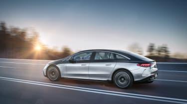 Mercedes-Benz EQS – side