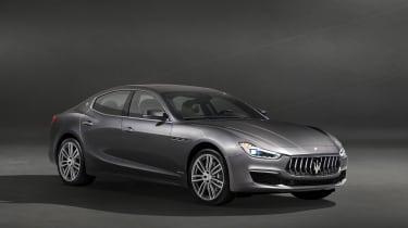 Maserati Ghibli GranLusso - front quarter