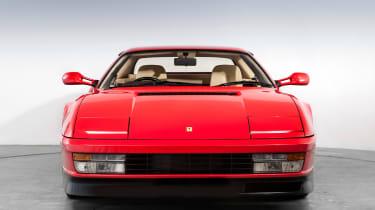 Ferrari Testarossa - nose