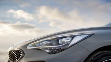 Kia Stinger GT S - Headlight