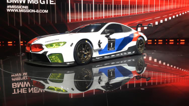 BMW M8 GTE - Frankfurt motor show