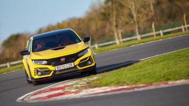 Honda Civic Type R Limited Edition MY21 – front