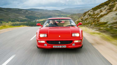 Ferrari F355 – front