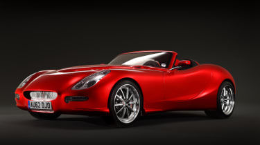 Trident Iceni sports car