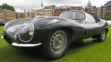 City Concours - Jag XKSS