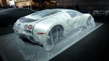 Sheeted Veyron