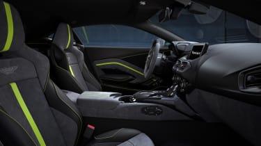 Aston Martin Vantage F1 Edition cabin