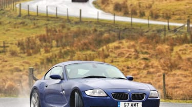 BMW Z4 M drift