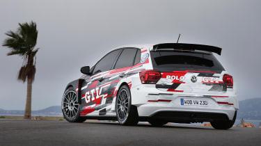 VW Polo GTI R5 – rear quarter