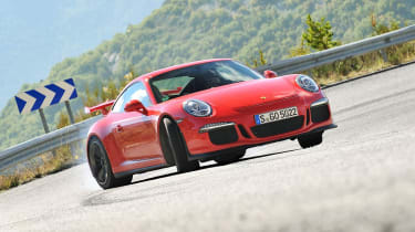 Porsche 911 GT3 review: Best of 2013