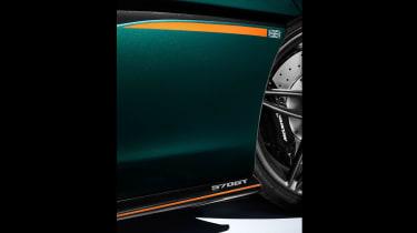 MSO 570GT XP green - stripe