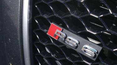 Audi RS6 badge
